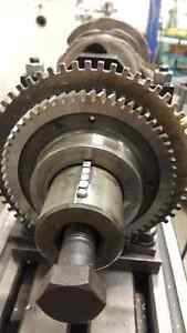 Diesel Engine Specialists - Install Bearing Notches & Crank Pin!