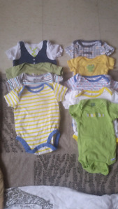 Baby boy clothes 3 mth and 3-6 mth 6 mth 6-8 mth