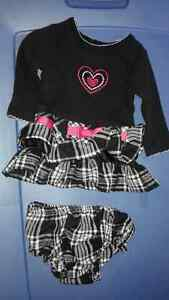 Baby girl dress size 3-6months