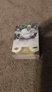 2009 McDonalds hockey card full Base Set