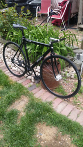 FIXIE street bike
