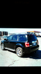 Ford Escape 2010 4x4 limited