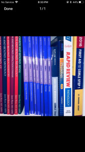 Kaplan USMLE Step 1 Books