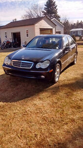 2002 Mercedes-Benz CL-Class Berline