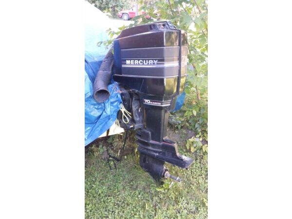 Used 1988 Mercury 70hp