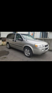 Used 2007 Chevrolet Uplander for sale. Very low kms