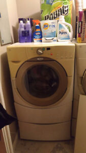 FREE - Whirlpool Washing Machine - FOR PARTS ONLY (Broken)