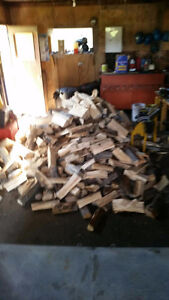 pick up full cord/half cord of firewood