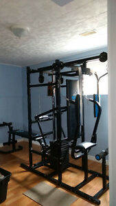 Home Gym York 2600