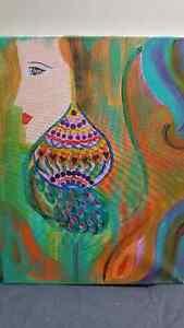 """Divine ornament""(original artwork) Edmonton Edmonton Area image 1"