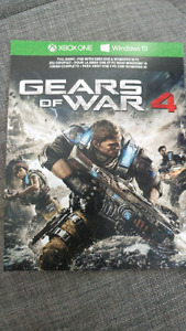 Gears of War 4 pour Xbox One