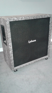 Splawn 4x12 cabinet