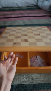 Hand made Chess Box