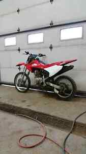 Crf 150 Honda works great ready to ride