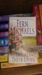 Fern Michaels Books 3 for $5
