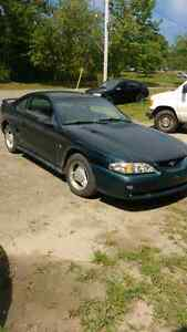 95 mustang  $1500 !! MUST SELL!!!?
