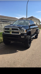 2014 Ram 3500 Limited Pickup Truck