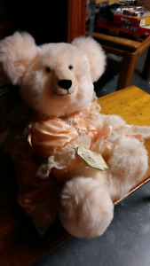 Collectable Stuffed Bear