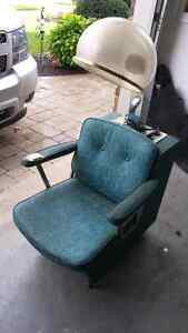 Antique Zotos Sorrento II hair dryer chair Kitchener / Waterloo Kitchener Area image 1
