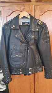 Women's Harley-Davidson Jacket & Leather Chaps