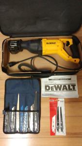 DeWalt Reciprocating Saw (New)