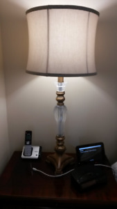 Sidetable lamps (set of 2)