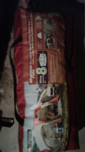 8 man tent brand new and camping stove..140 obo