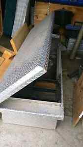Aluminum truck box