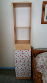Various bits of furniture