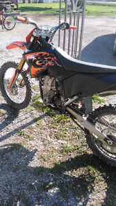 2007 sxf 450 trade only