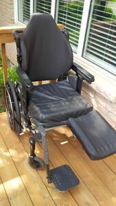 Manual Tilt Wheelchair