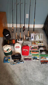 AWESOME FISHING PACKAGE - PRICE NEGOTIABLE