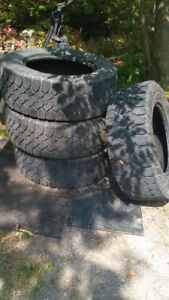 "4 Tires LT 275 65R 18"" Toyo CT Open Country"