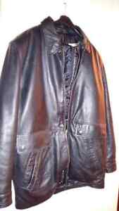 leather jacket Stratford Kitchener Area image 1