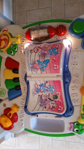 Leap Frog Learning Table with lights, sounds, shape and alphabet