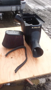 Airaid intake for 6.0l ford