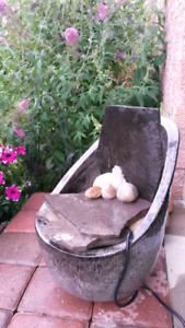 Milton - Portable Fountain (Garden, Patio, Home)