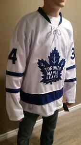 Mitch Marner, Austin Matthews, Morgan Rielly Leaf Jerseys  London Ontario image 3