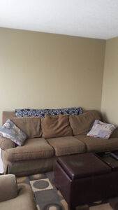 COMFIEST couch and chair set !