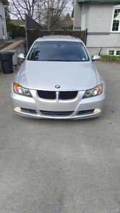 Bmw 328xi 2008 AWD Full Equipped. NAV CUIR TOIT *93KM*12 999$