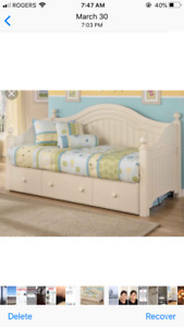 Twin day bed for sale