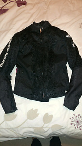 Ladies Joe Rocket motorcyle jacket