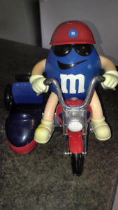 M&M collectable dispensers
