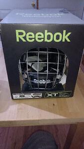 Brand New reebok hockey helmet