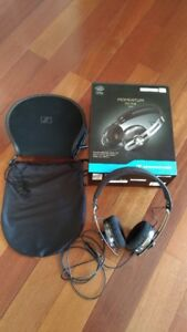 Ecouteurs / Headphones Sennheiser Momentum ON-EAR M2 Noir