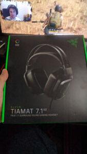 Gaming Headset Razer Tiamat 7.1 V2