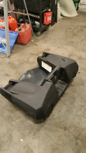 Atv  two up seat