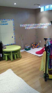 Meadowvale home daycare