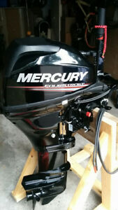 Awesome New Mercury, 15 HP