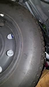 Winter Tire Set for sale